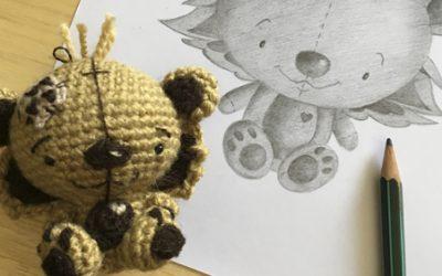 Como ayuda el dibujo a realizar y perfeccionar nuestros muñecos.