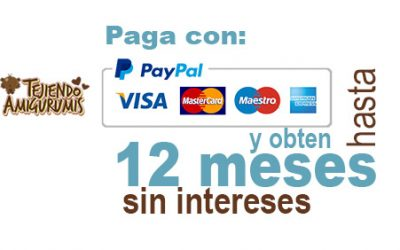 Ofrecemos pagos en mensualidad