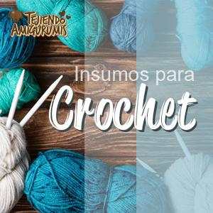 Insumos para Crochet